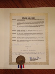 Proclamation Baton Rouge Rustin AEB Noble